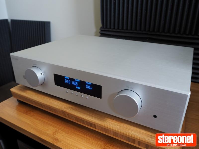 AVM Evolution A3.2 Integrated Amplifier