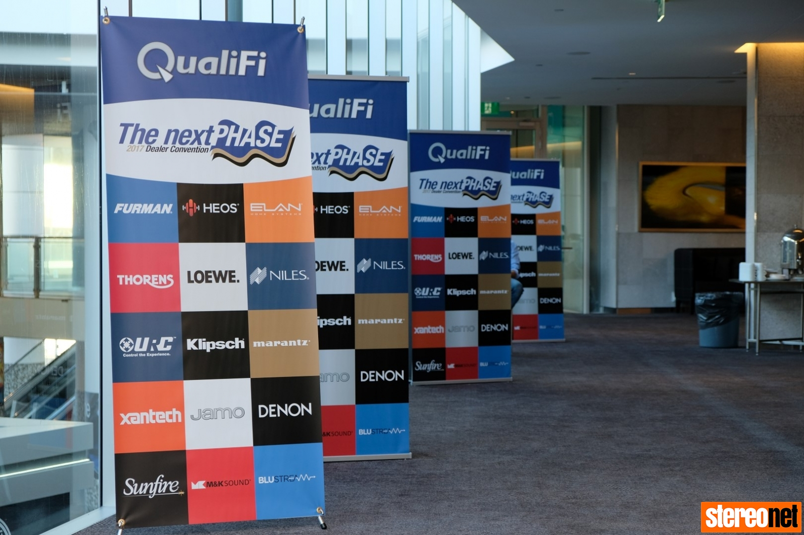 QualiFi 2017 Dealer Conference, Surfers Paradise, QLD