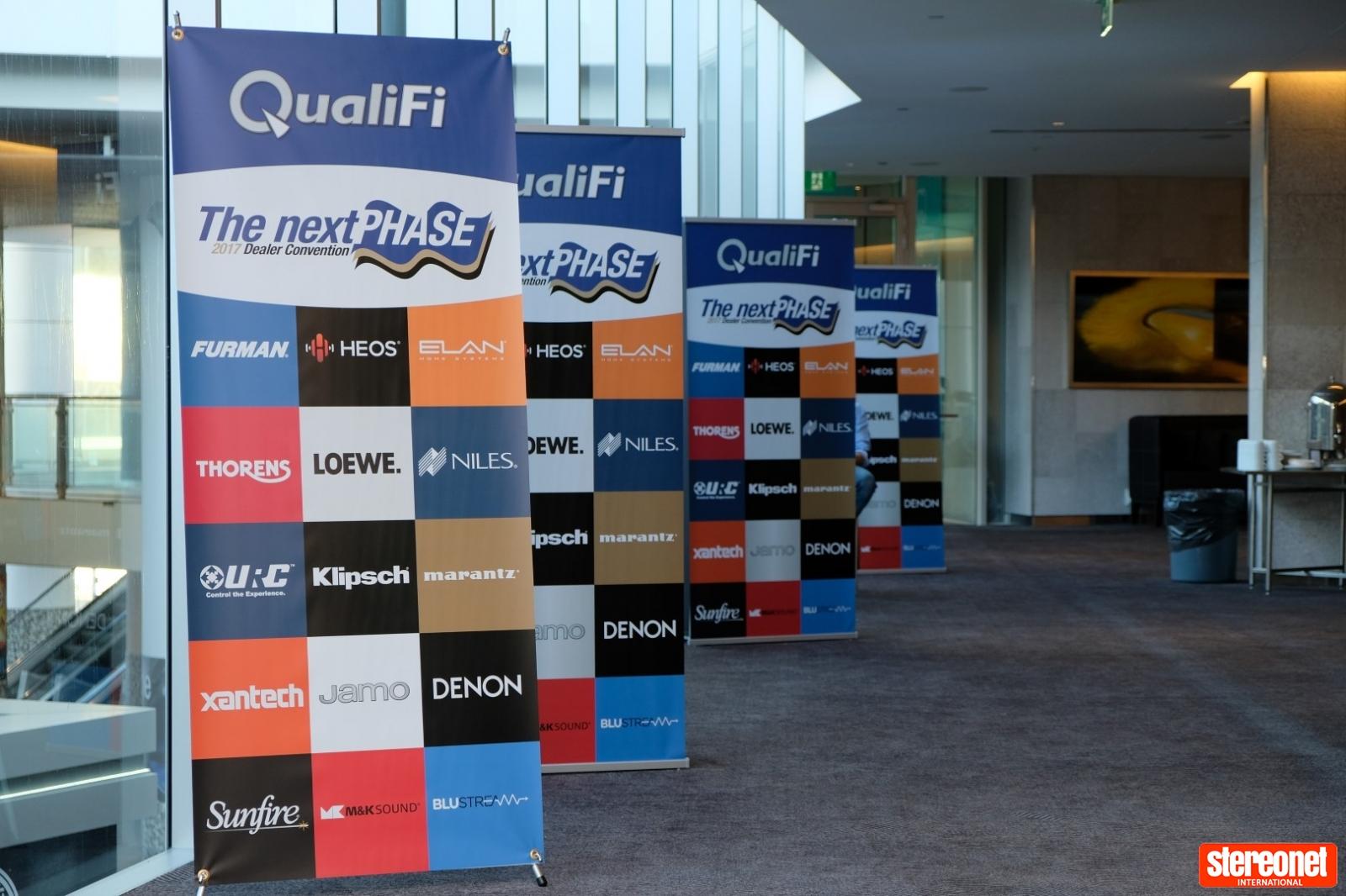 QualiFi 2017 Dealer Conference, Surfers Paradise, QLD