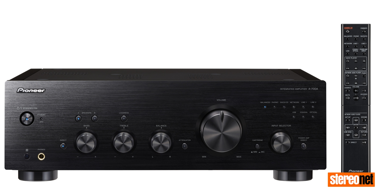 Pioneer A-70DA Integrated Amplifier Review | - StereoNET Australia