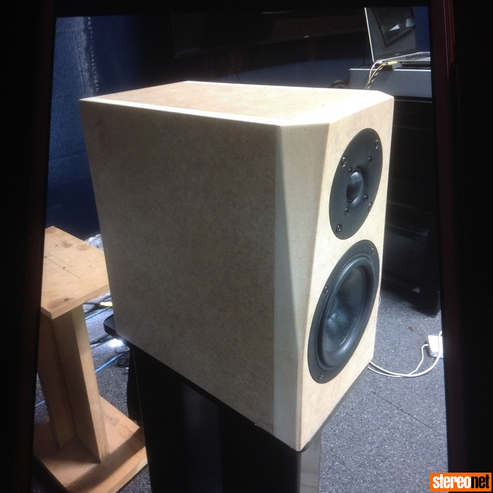 Lenehan Audio LK1 Kit Loudspeakers