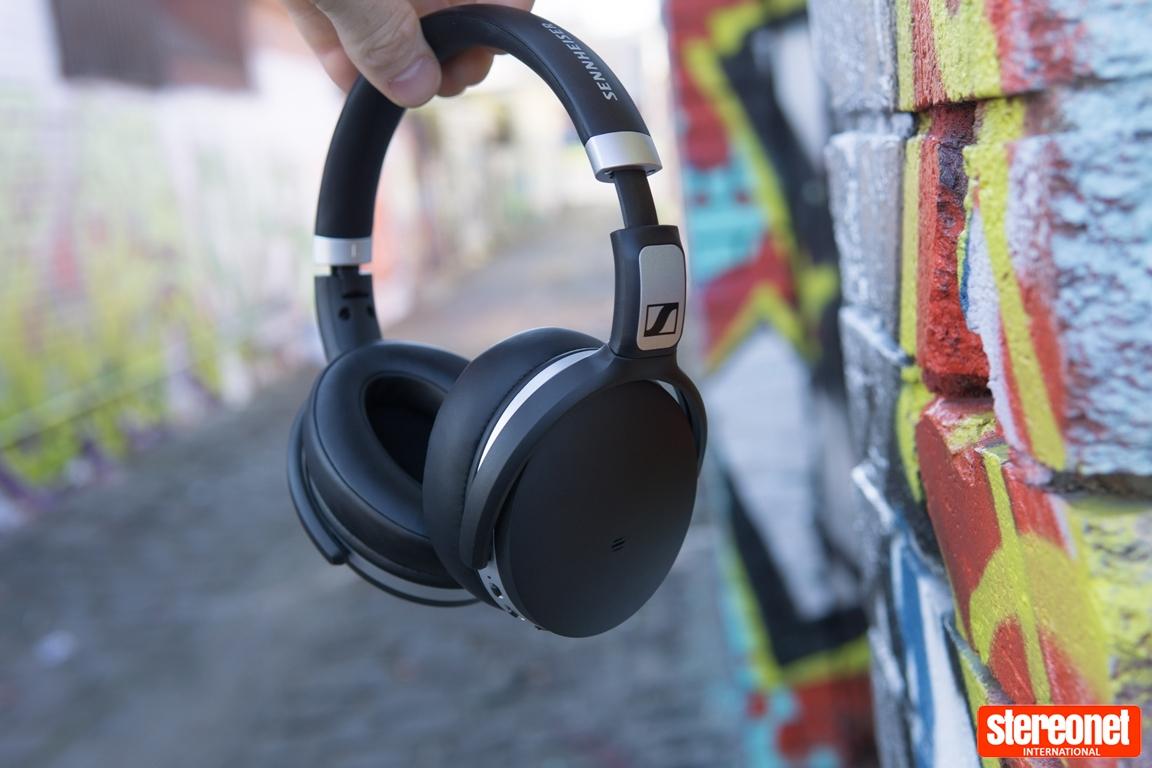 Sennheiser HD 4.50 Over Ear Headphones