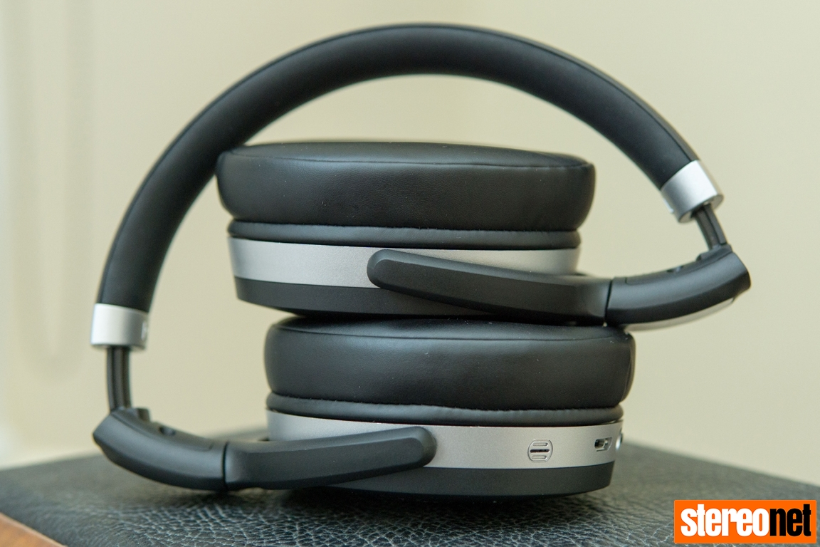 Sennheiser HD 4.50 Headphones Travel
