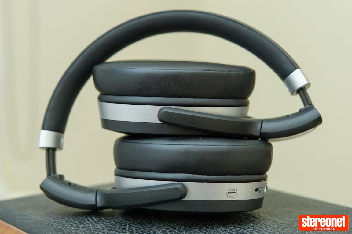 Sennheiser HD 4.50 Headphones Travel