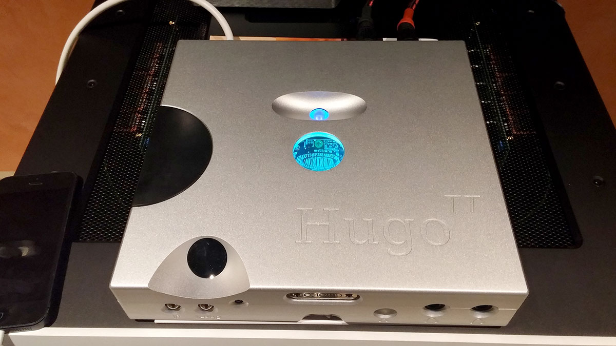 Review: Chord Electronics Hugo TT