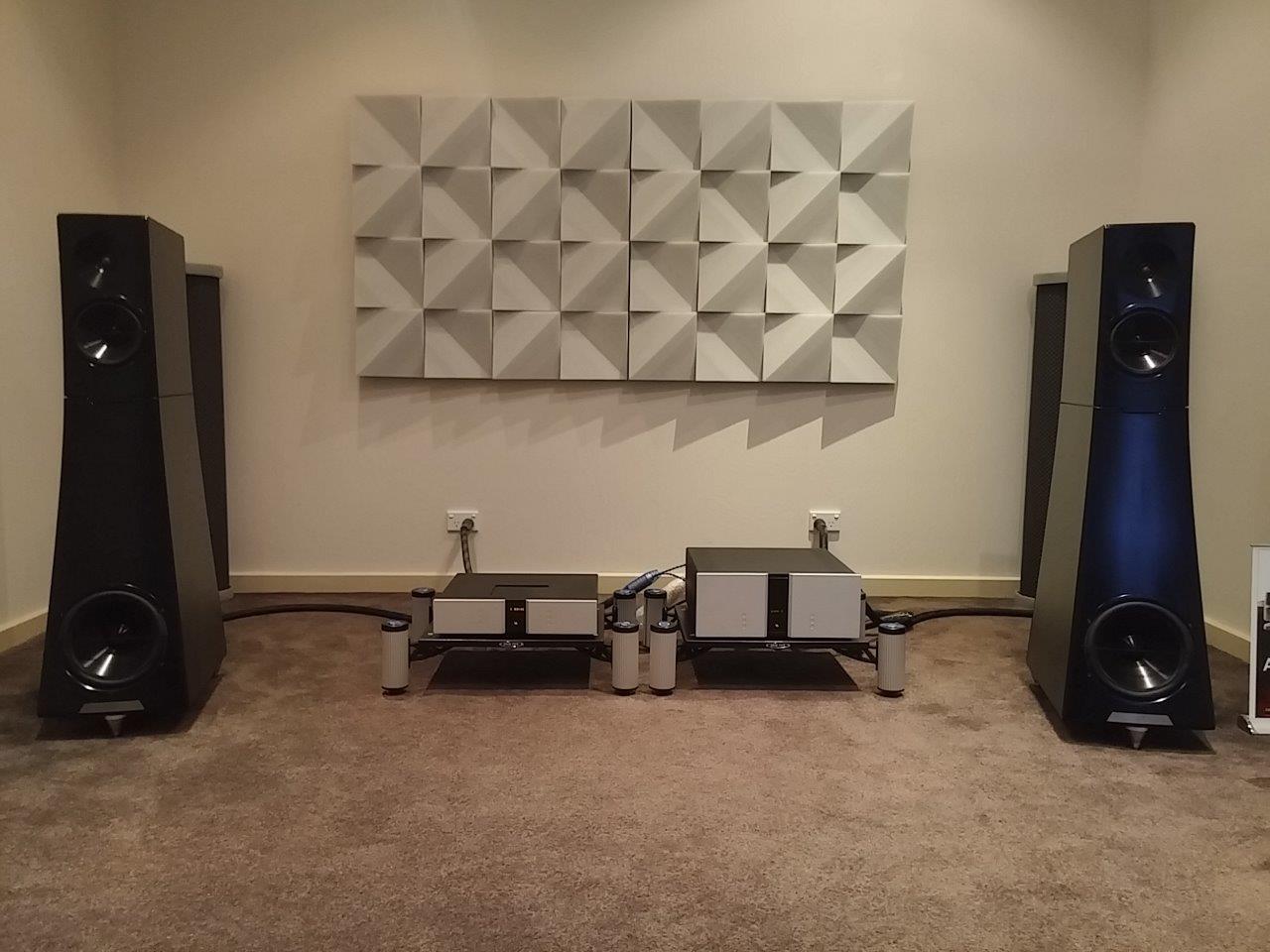 YG Acoustics in Australia