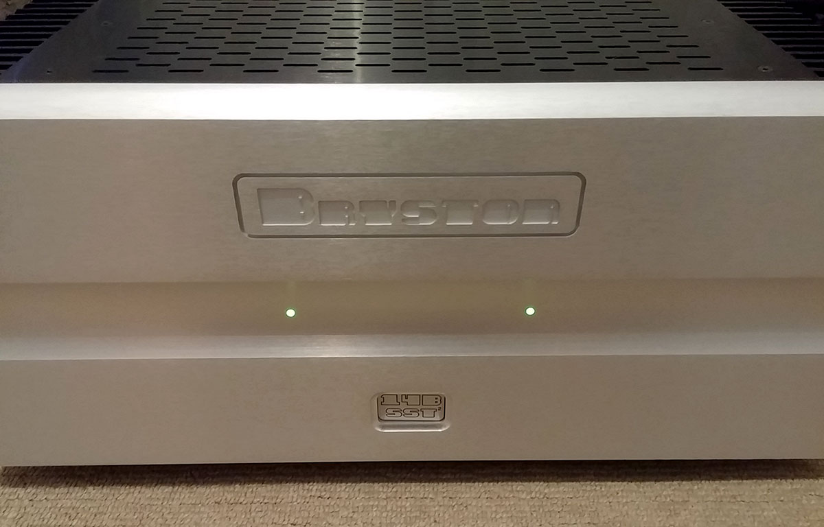 Bryston Power Amplifier Review