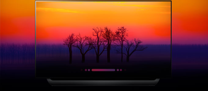 LG LAUNCHES 2018 OLED SCREEN RANGE