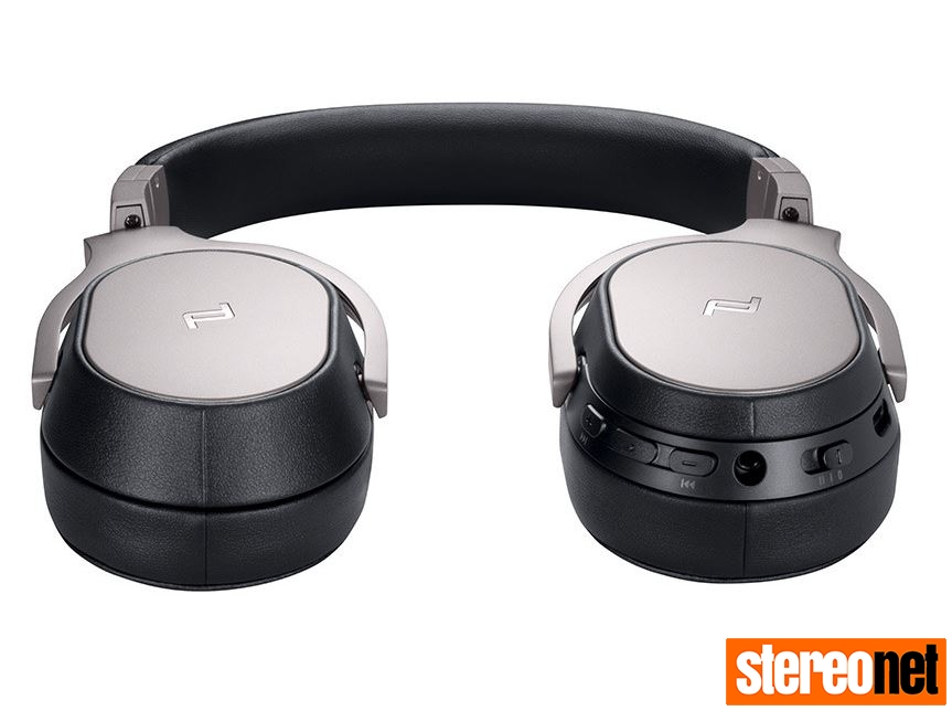 KEF Porsche Design Space One Wireless Headphones