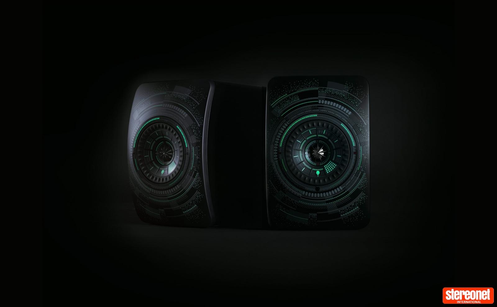 KEF LS50 Wireless Nocturne Edition