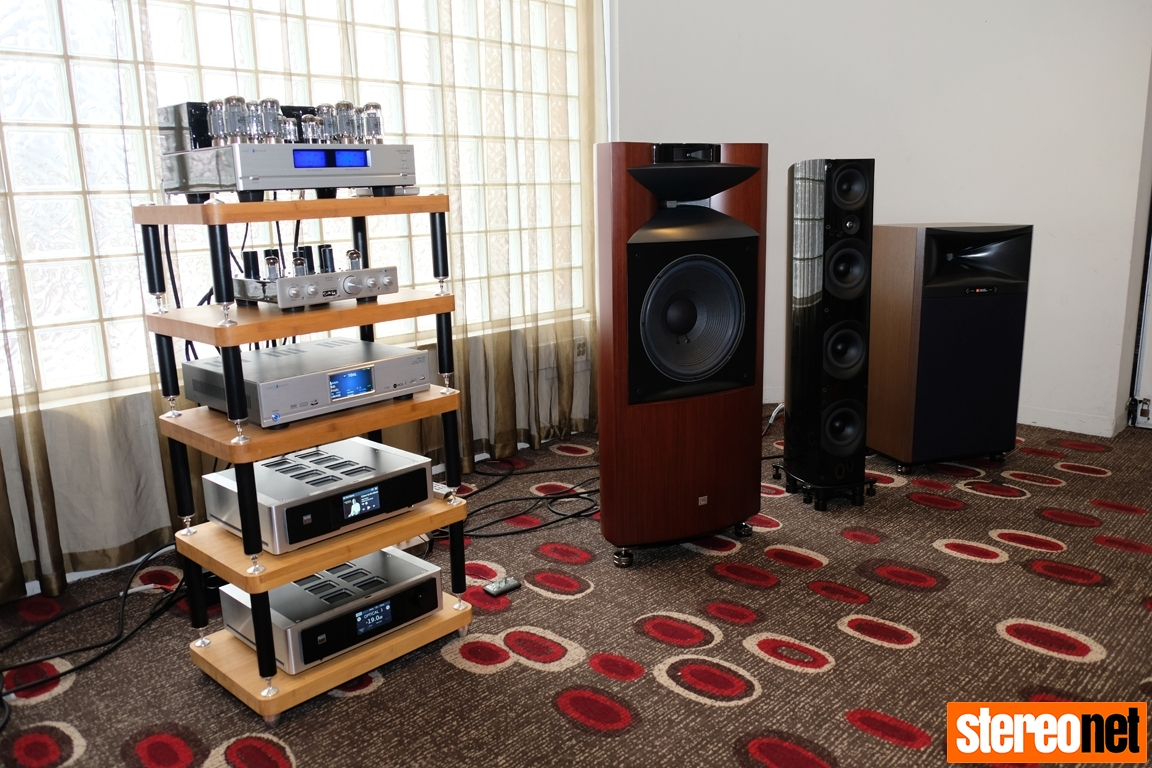 Convoy International at Melbourne International HiFi Show