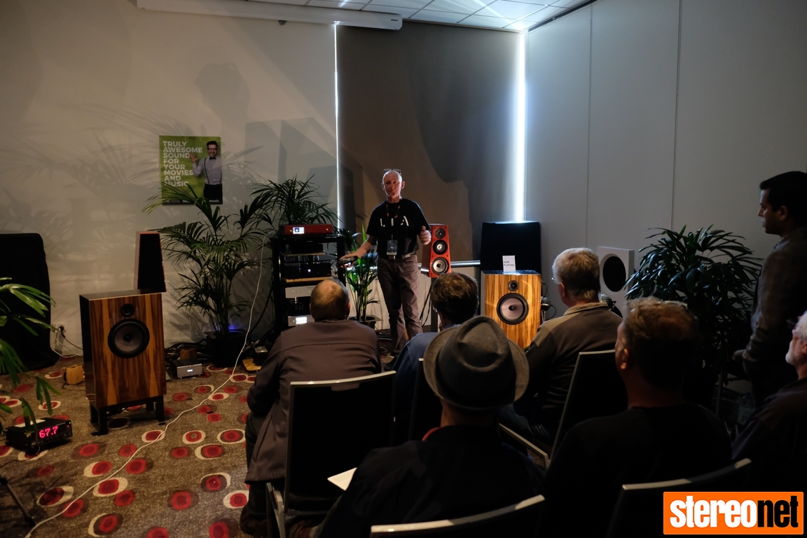 Mcleans & DEQX at Melbourne International HiFi Show