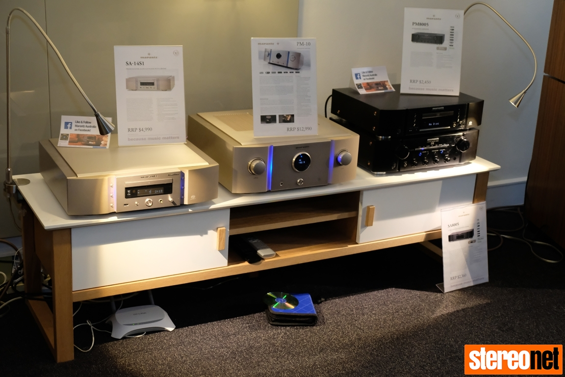 QualiFi at Melbourne International HiFi Show