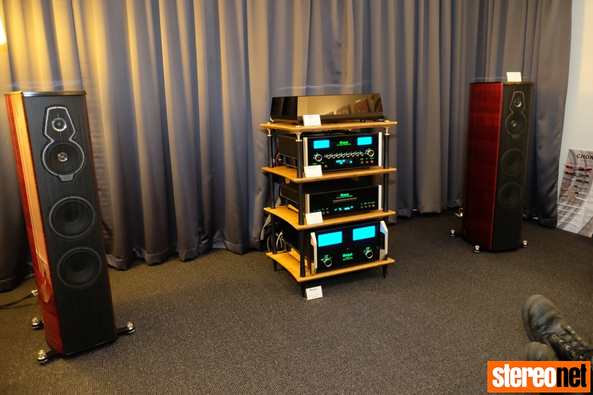 Synergy AV at Melbourne International HiFi Show