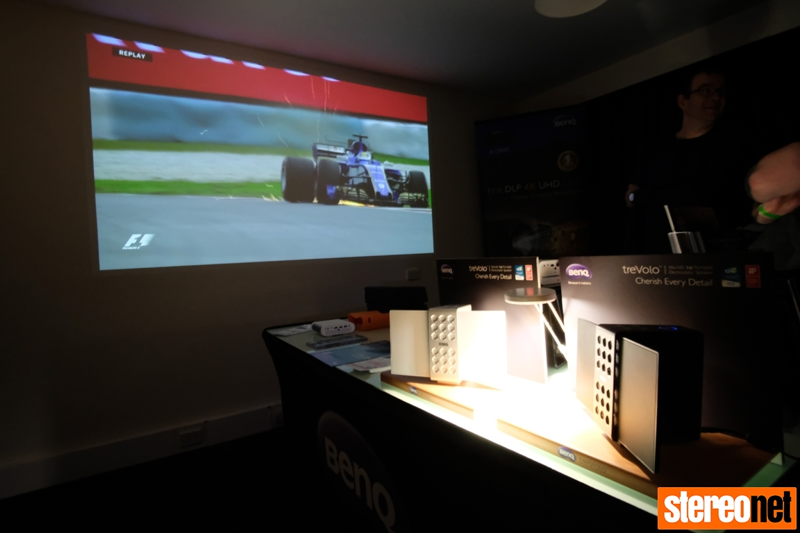 BenQ GS1 Projector