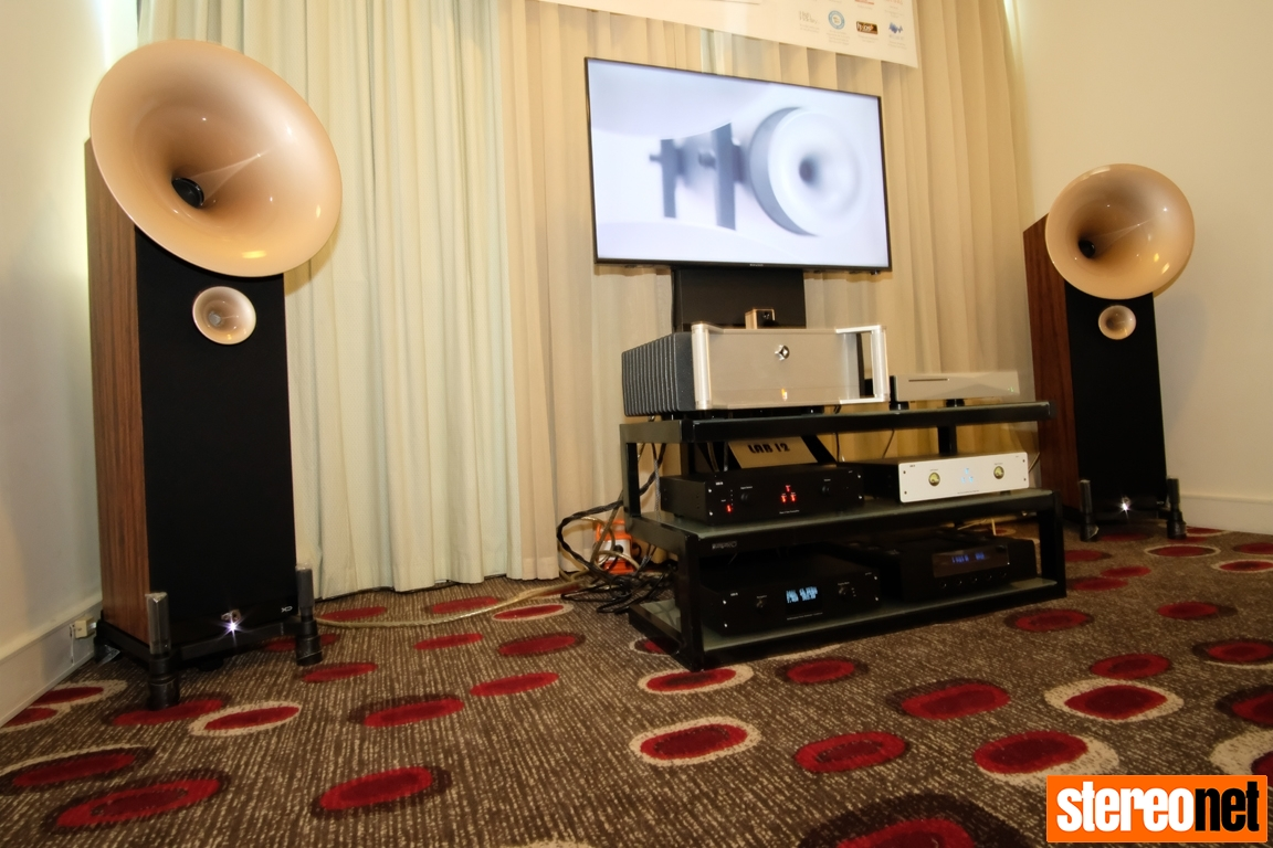 Maxmedia at Melbourne International HiFi Show