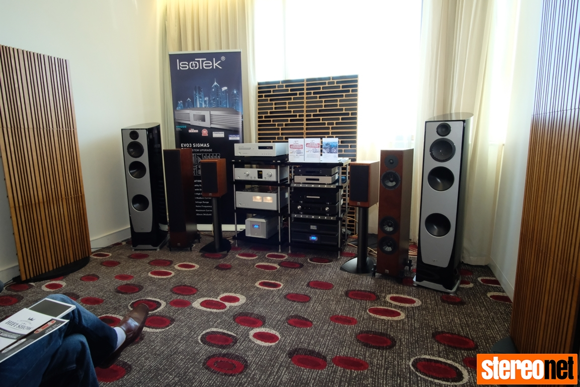 Audio Active at Melbourne International HiFi Show