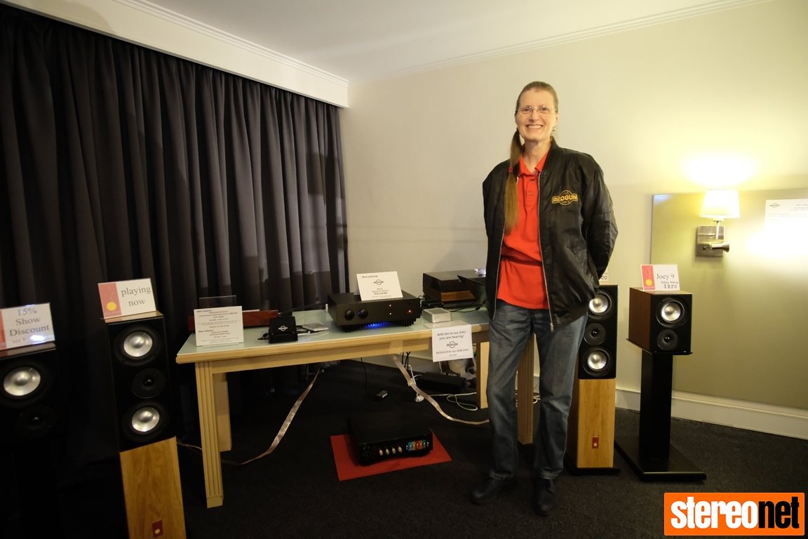 Lindy from Redgum Audio