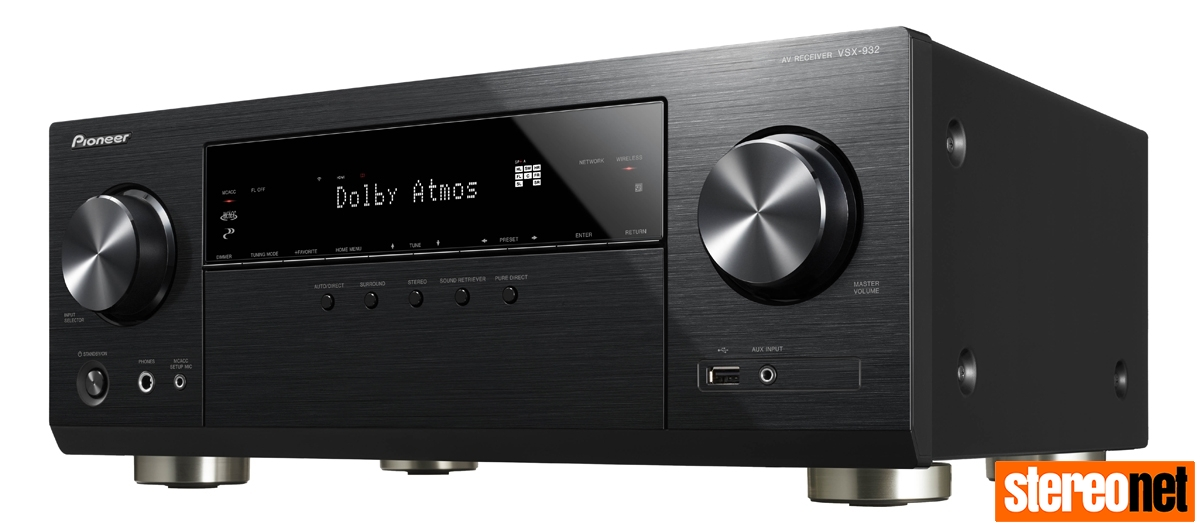 Pioneer VSX-932 AV Receiver Review