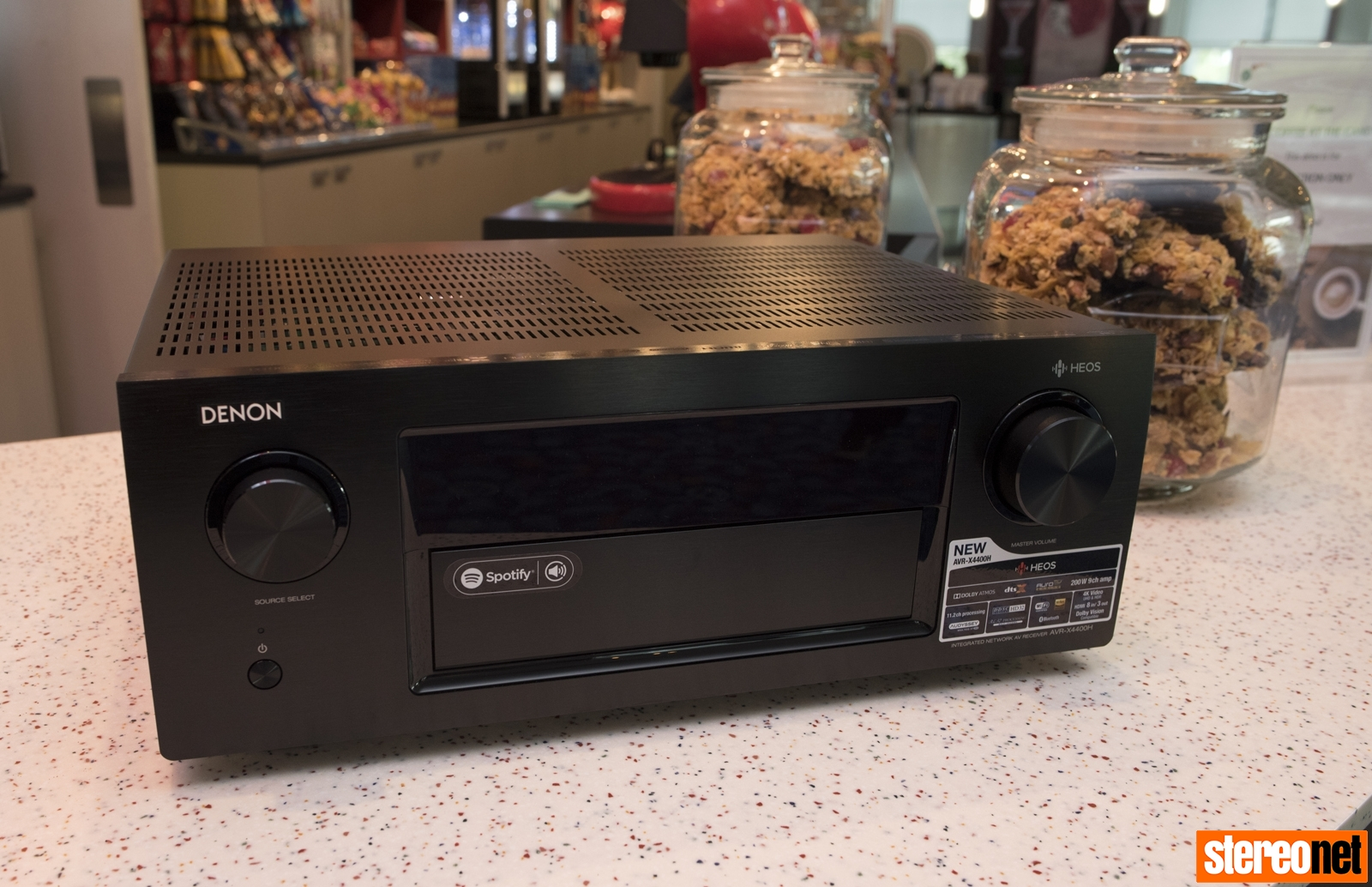 Denon AVR-X4400H 9 2 Channel AV Receiver Review