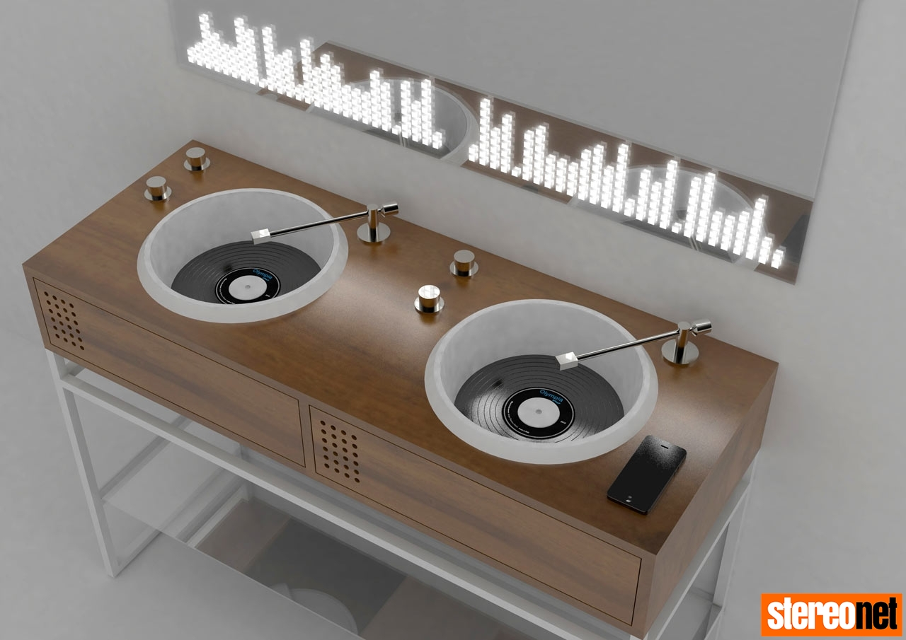 The Vinyl Inspired Turntable