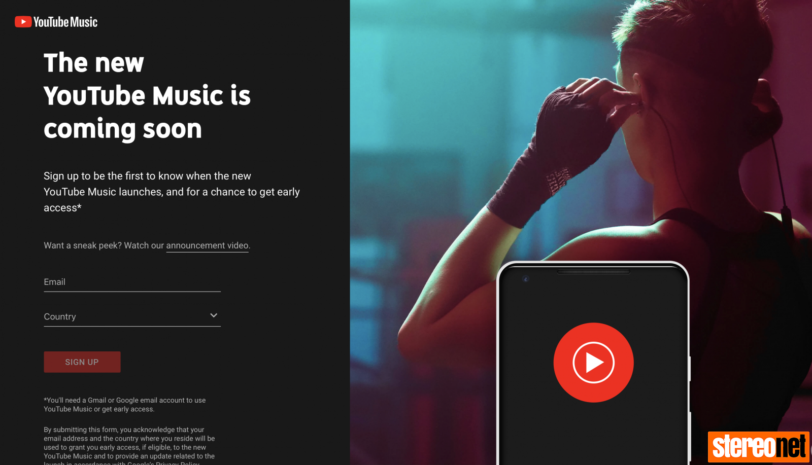 YouTube launches new YouTube Music streaming platform