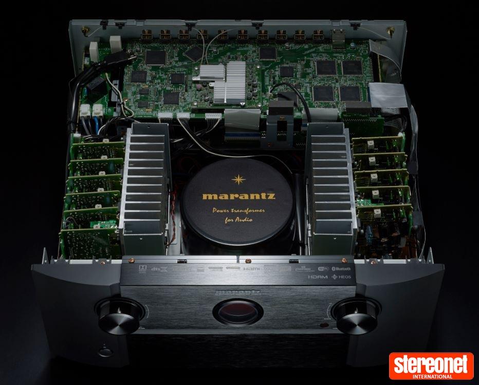 Marantz SR8012 11 2 Channel AV Amplifier Review