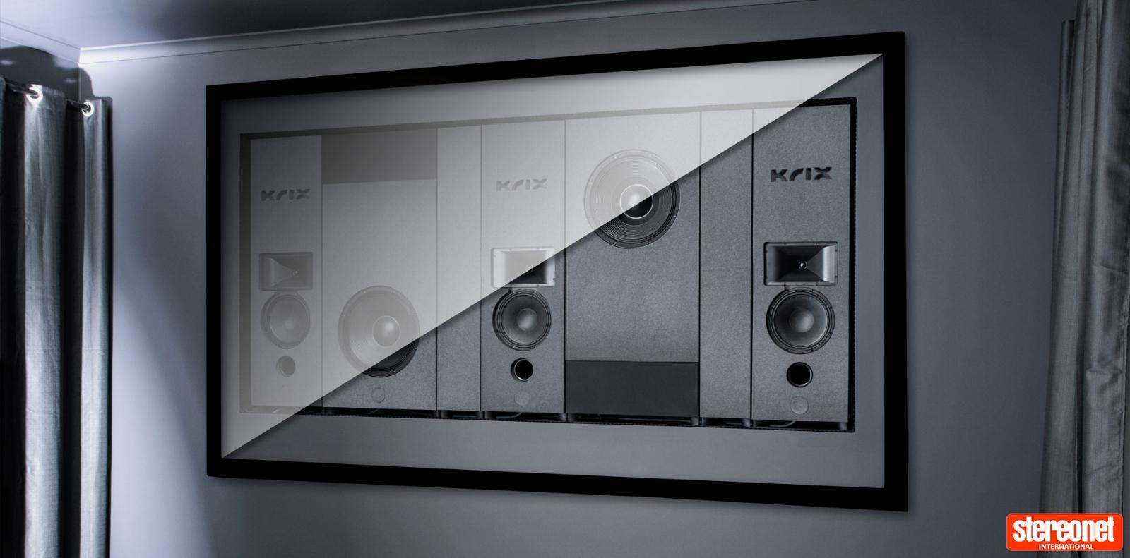 Krix MX20 Cinema Loudspeakers