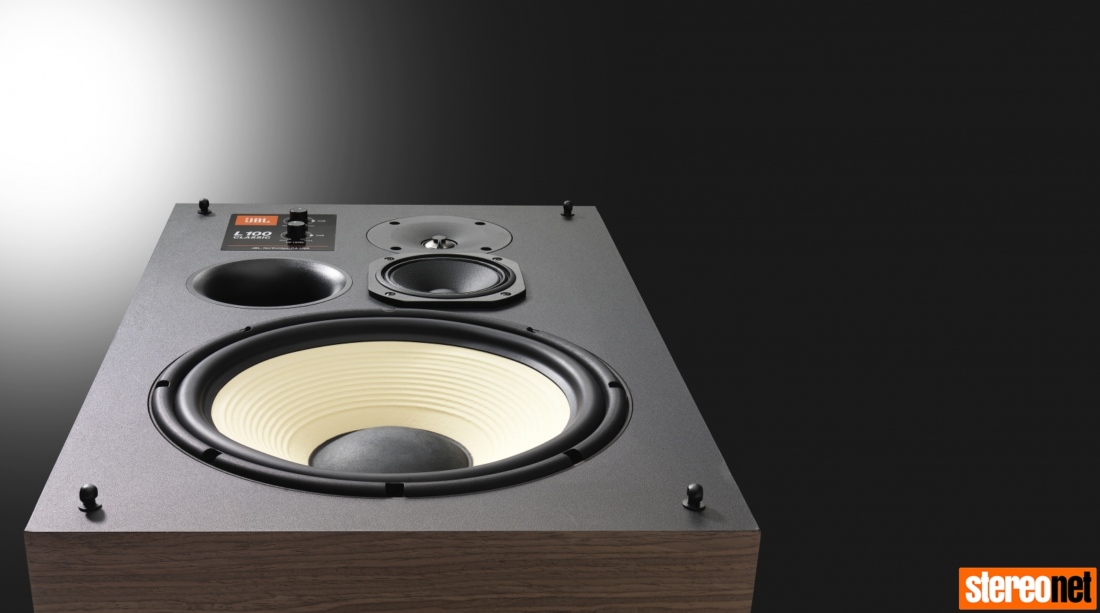 JBL Gives New Life to Legendary L100 Loudspeakers