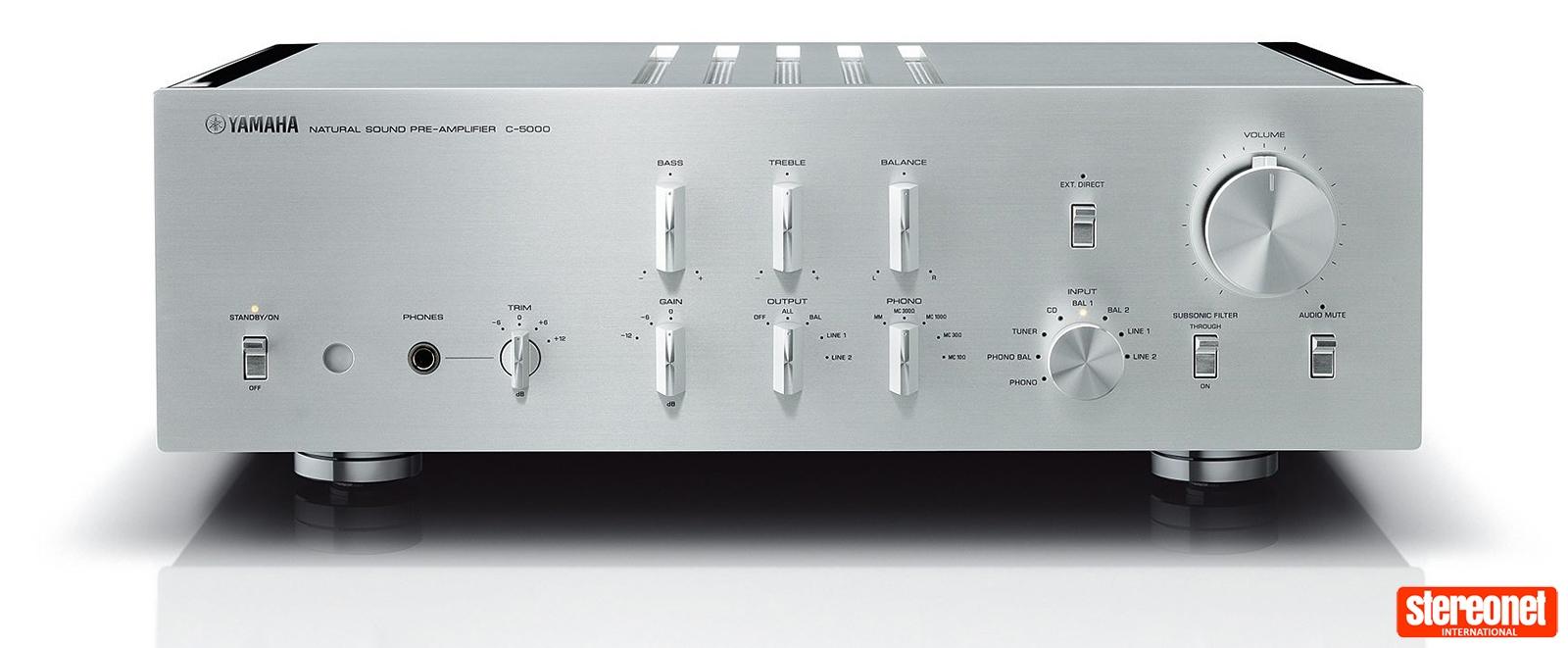 Yamaha C-5000 Pre-amplifier 2018