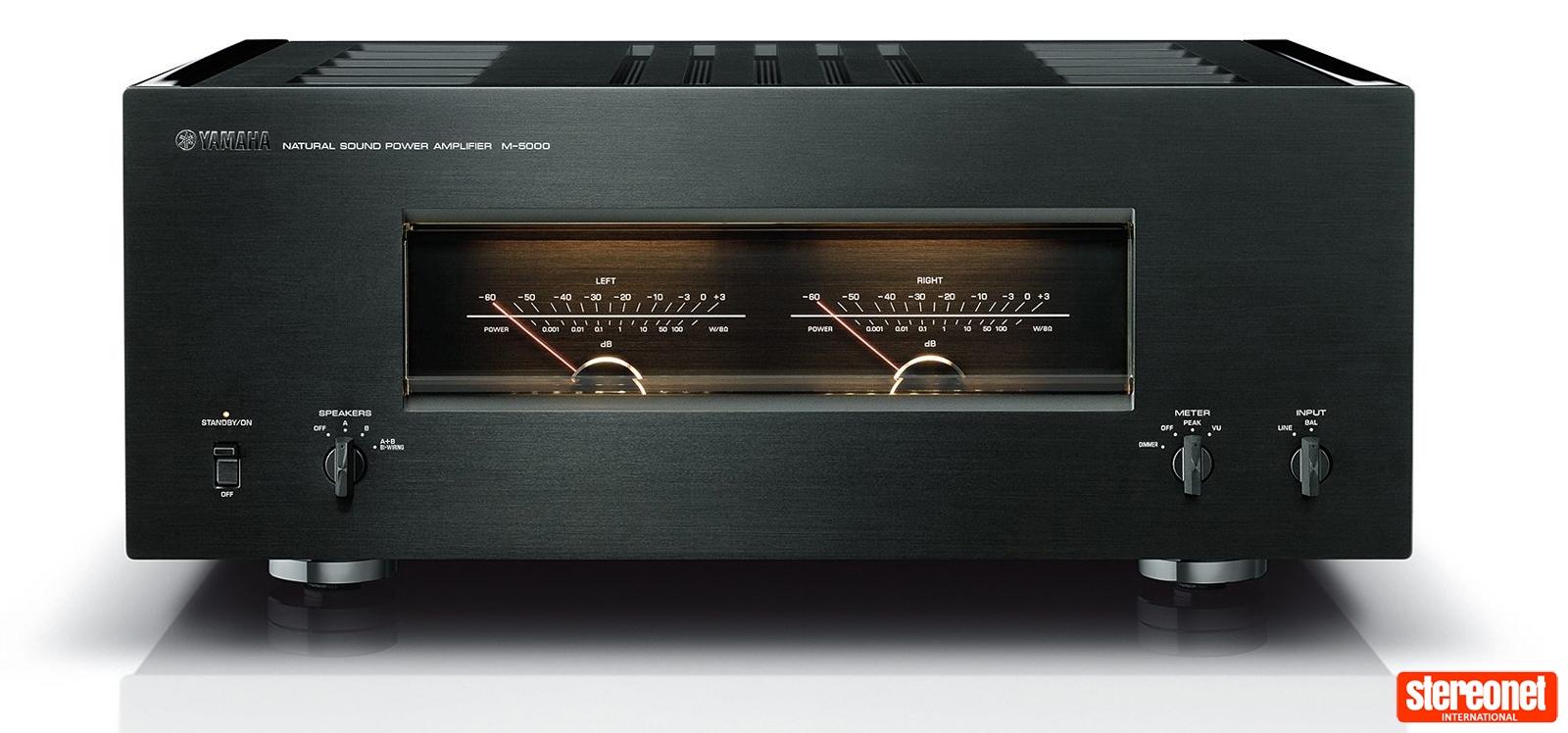 Yamaga M-5000 Amplifier 2018