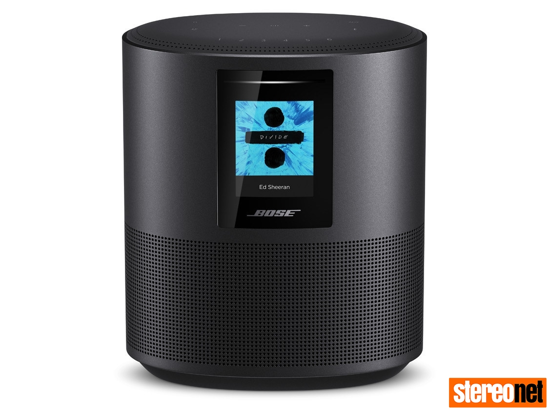 Bose Announces New Home Speaker 500 Smart Speaker and ...