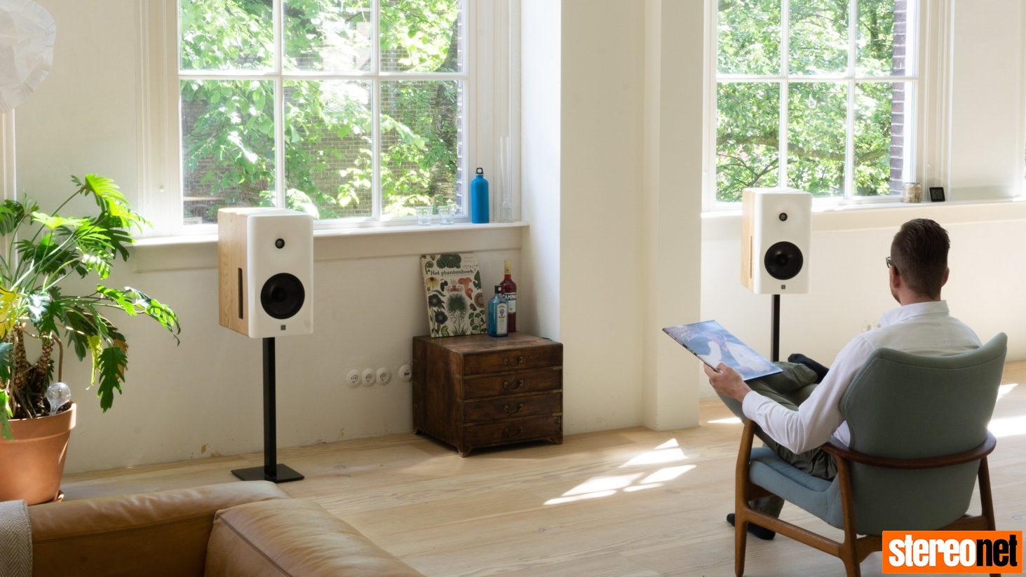 Dutch & Dutch 8C All In One Speakers