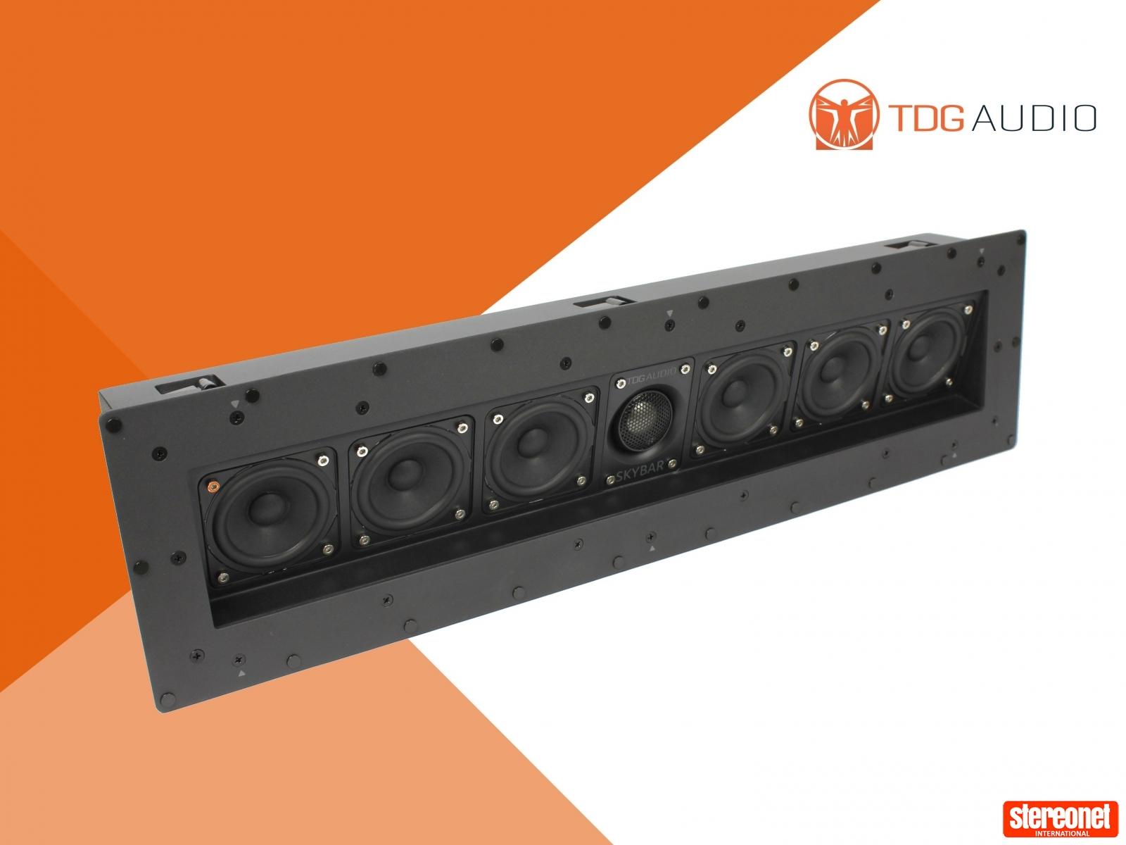 TDG Audio Skybar