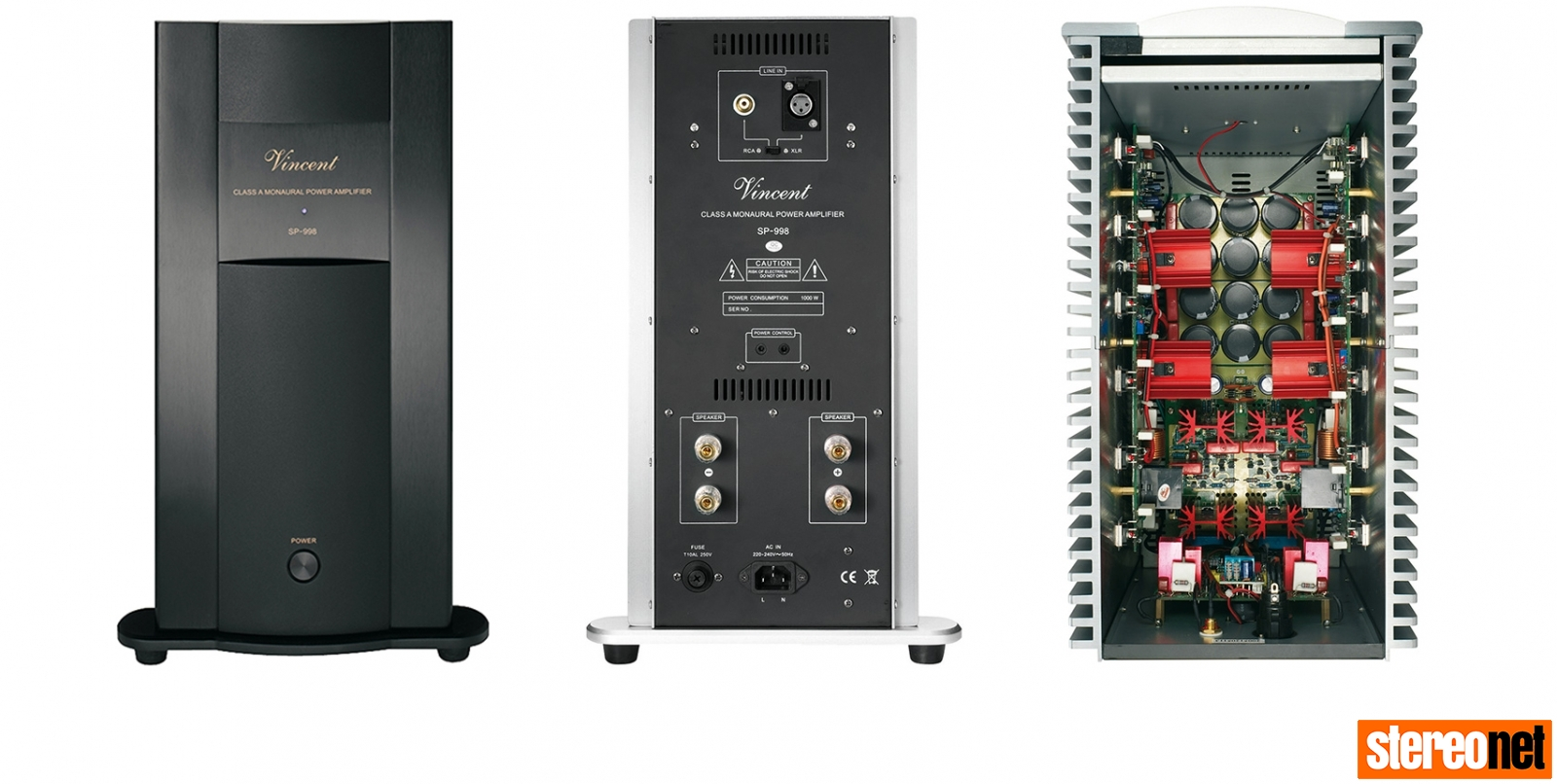 Vincent Audio SP-998 Mono Internal