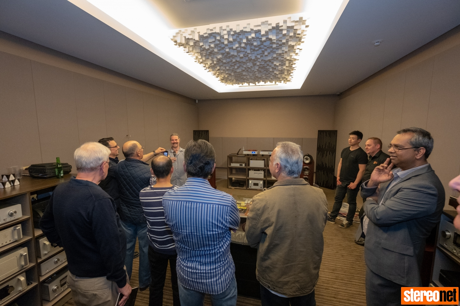 Nordost Demonstration at Audio Solutions, Sydney (2019)