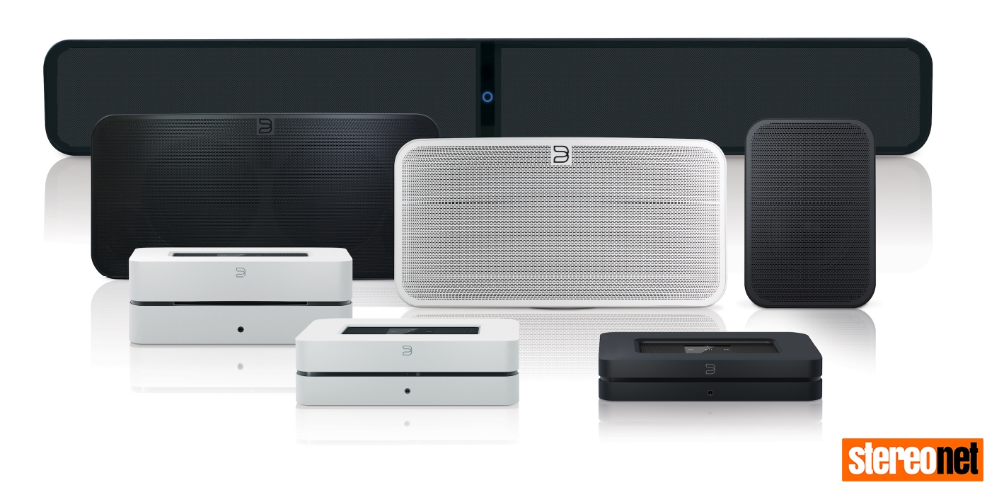 Bluesound Generation 2i Wireless Multi-Room