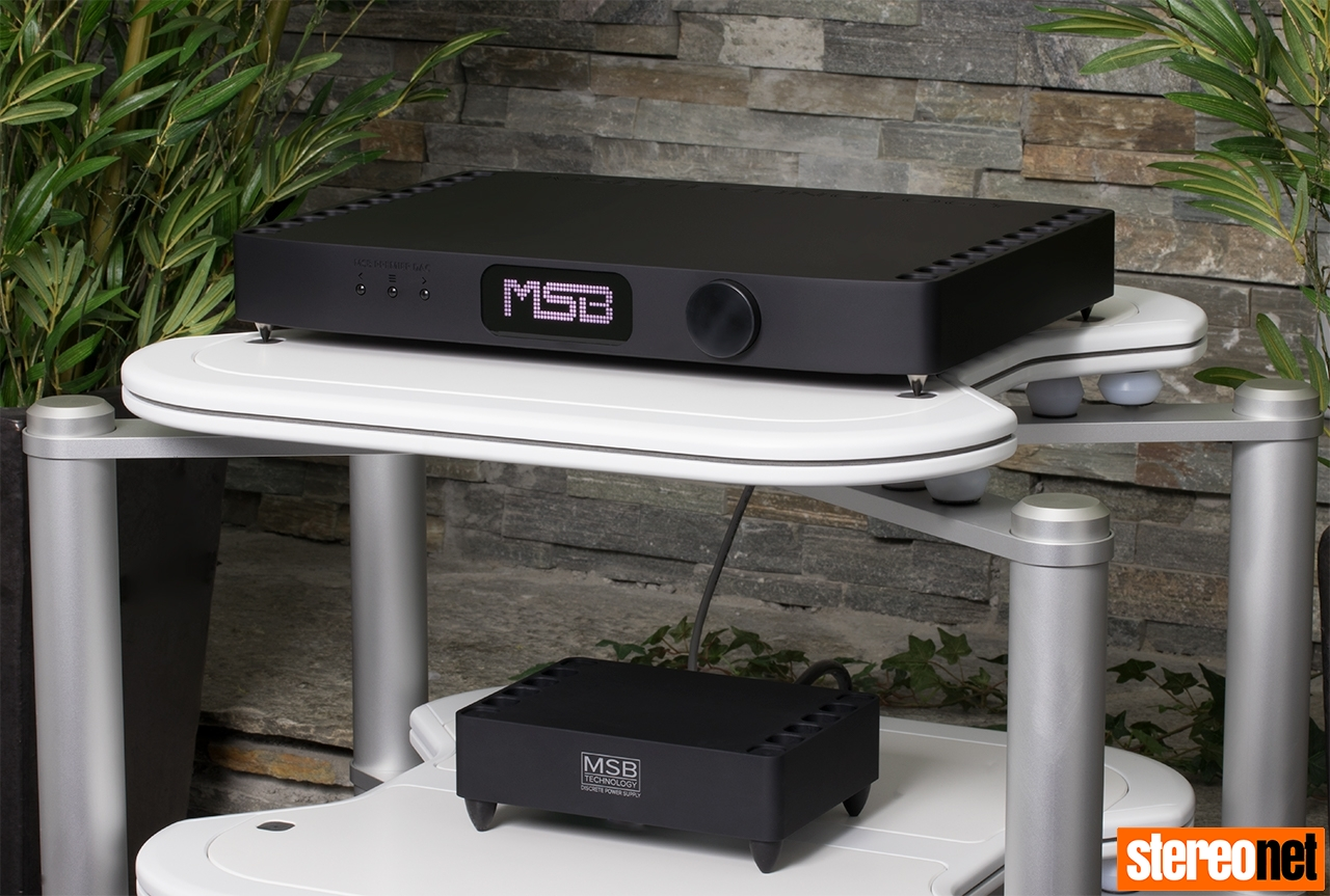 MSB Technology at Melbourne International hi-Fi Show