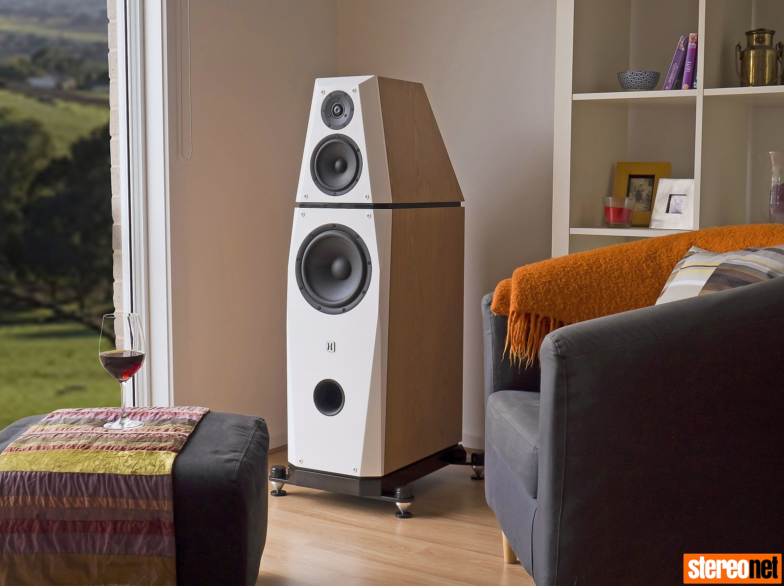 Hulgich Audio Duke Loudspeakers