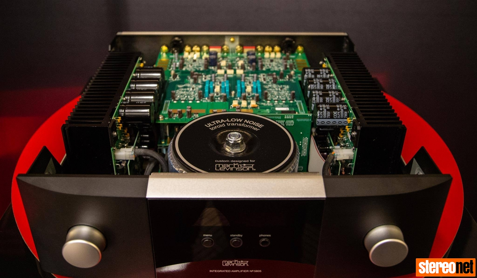 Mark Levinson 5805 internal