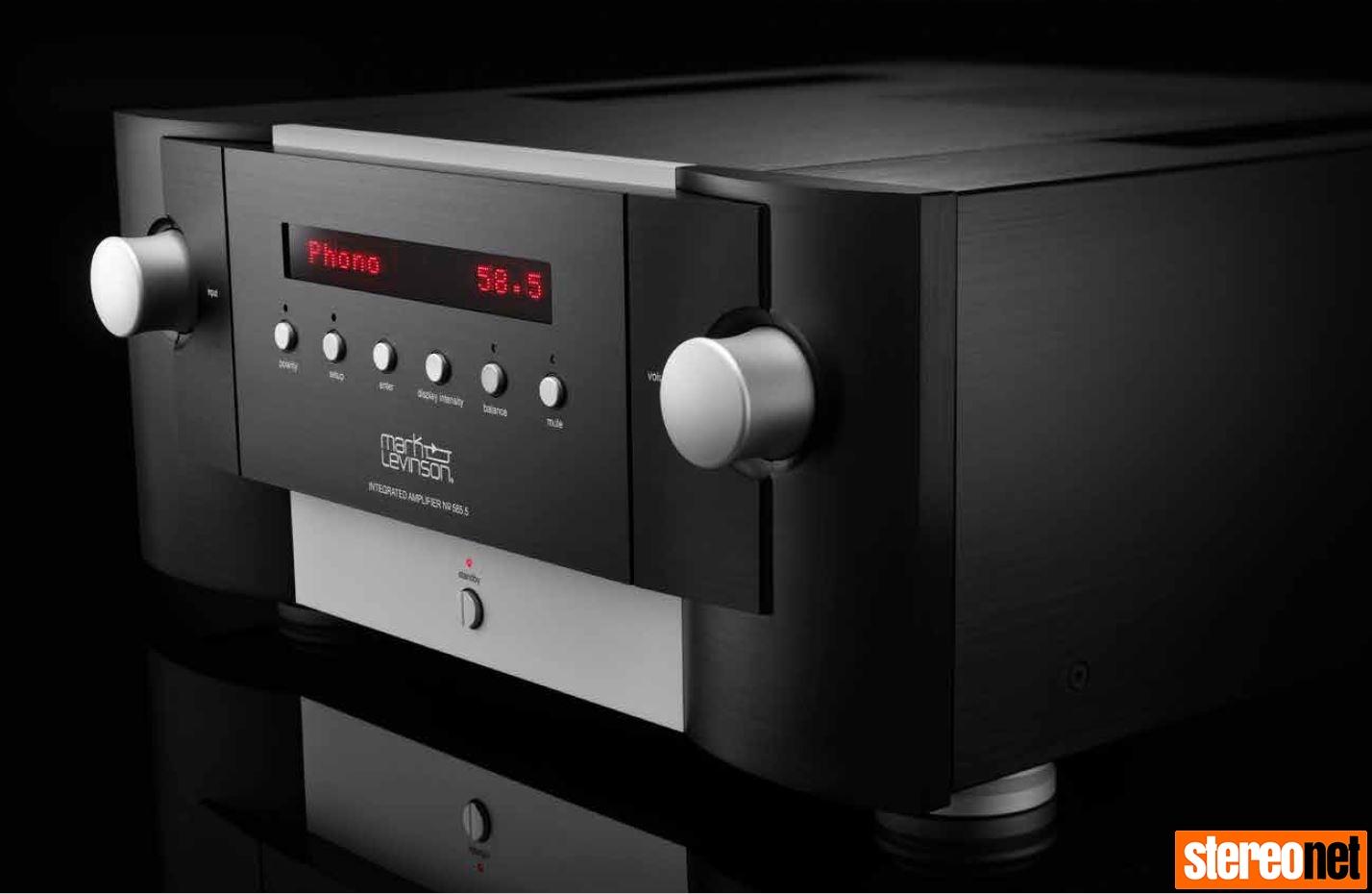 Mark Levinson No585.5 Integrated Amplifier