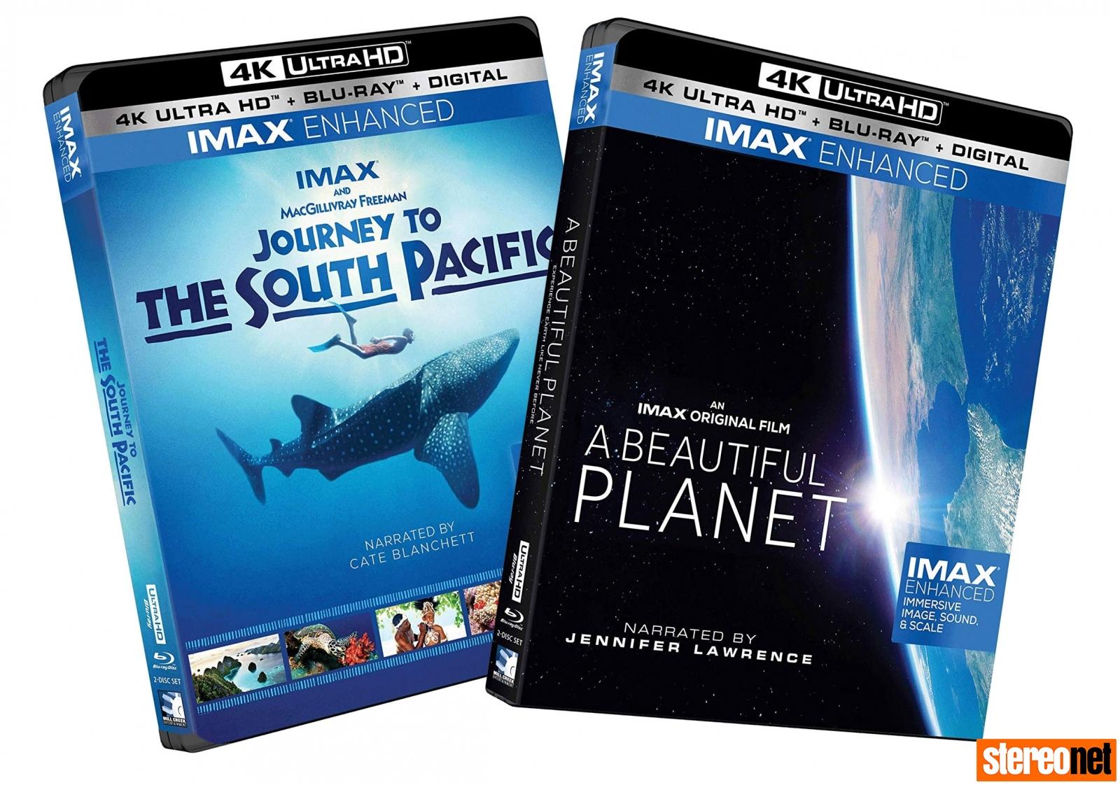 IMAX Enhanced 4K Blu-ray