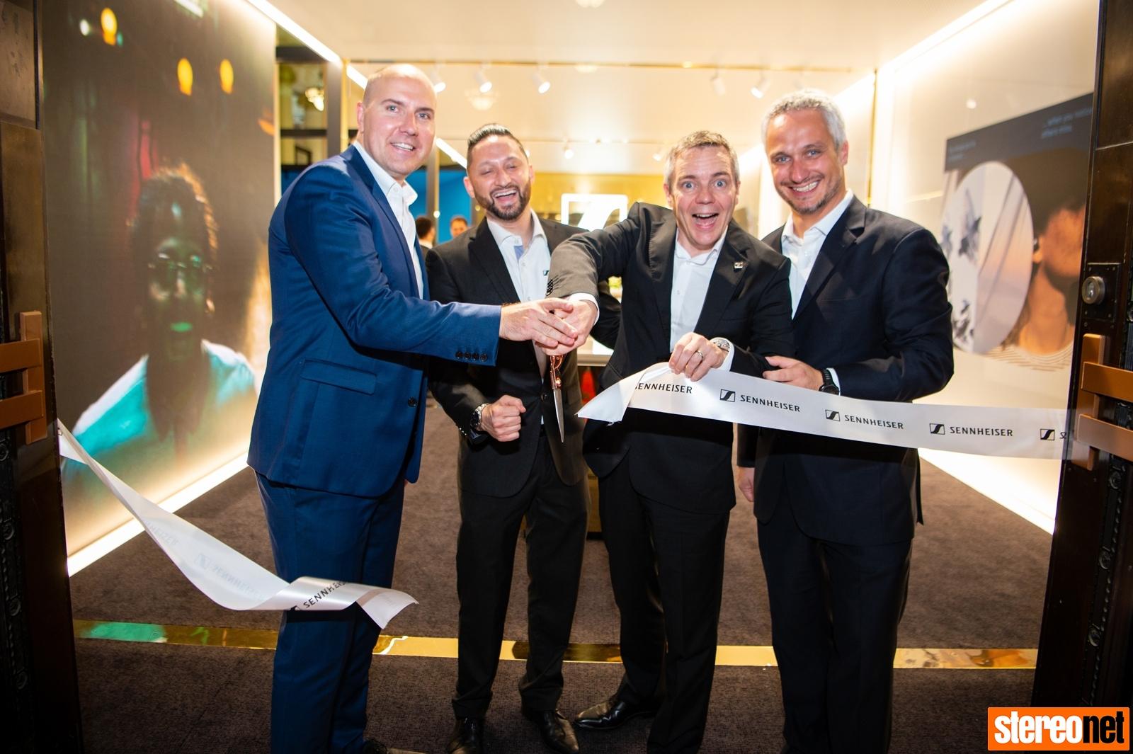 Sennheiser Store Opening, Sydney
