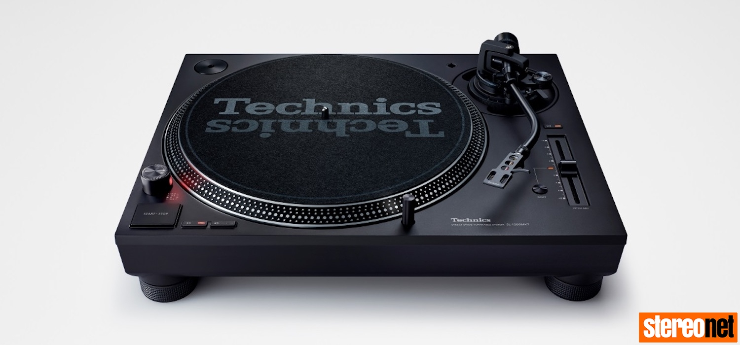 Technics SL-1200MK7 Turntable at CES 2019
