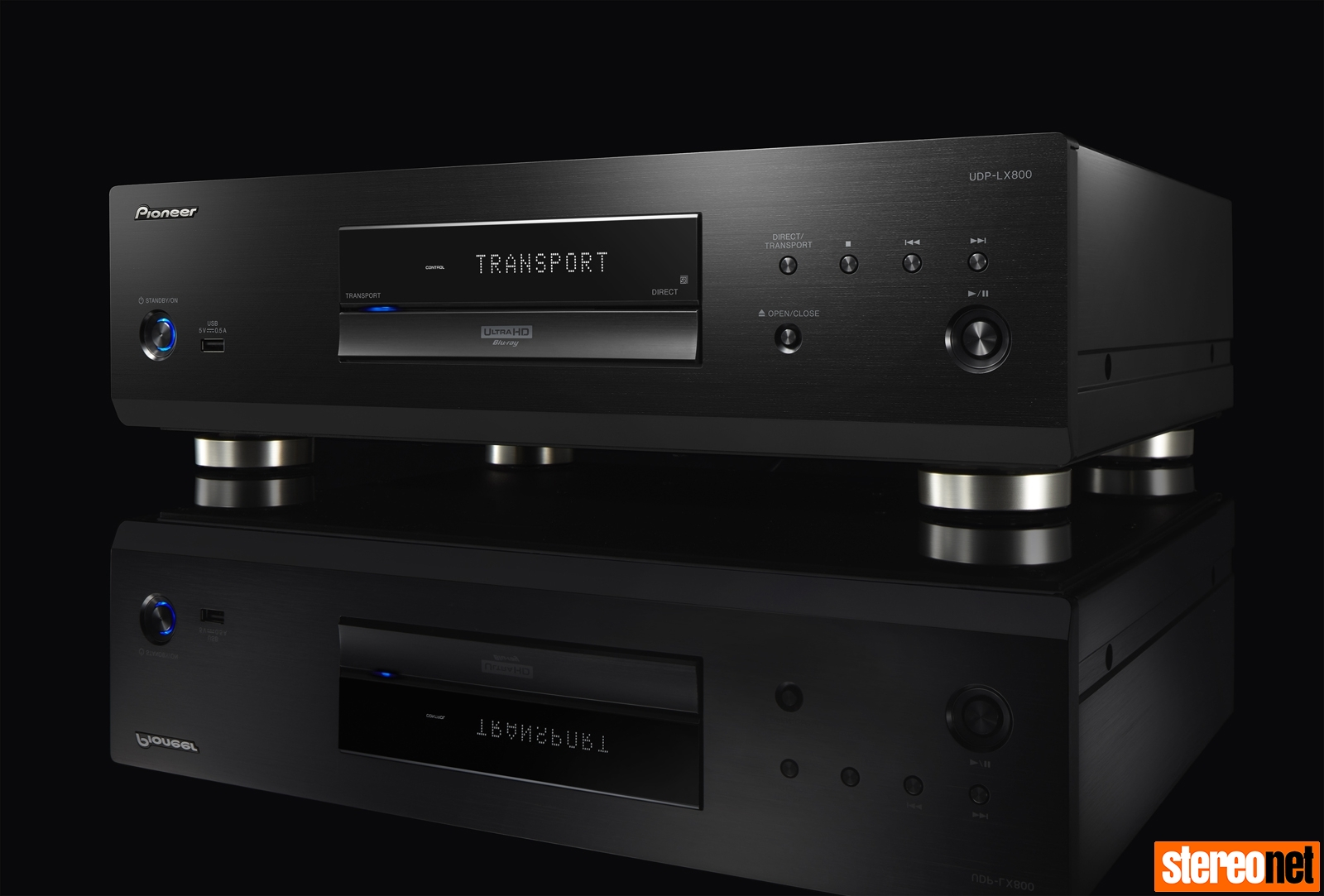Pioneer UDP-LX800 Universal Disc Player Review   - StereoNET