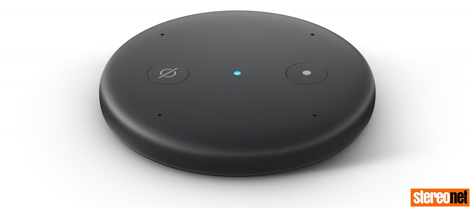 Alexa Echo Input