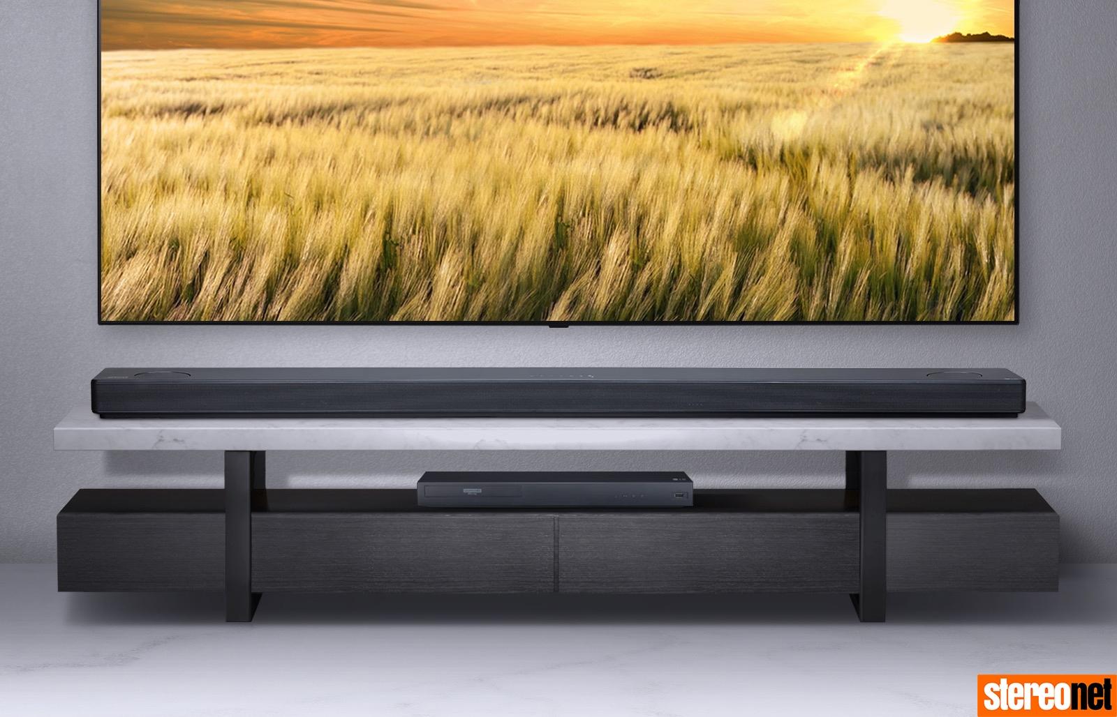 Lg C9 Oled 4k Tv Amp Sl10yg Soundbar Review Stereonet