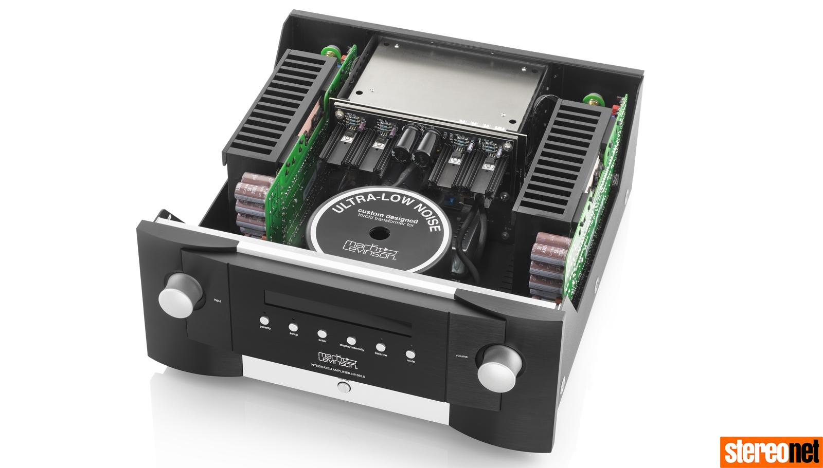 Mark Levinson Nº585 5 Integrated Amplifier Review