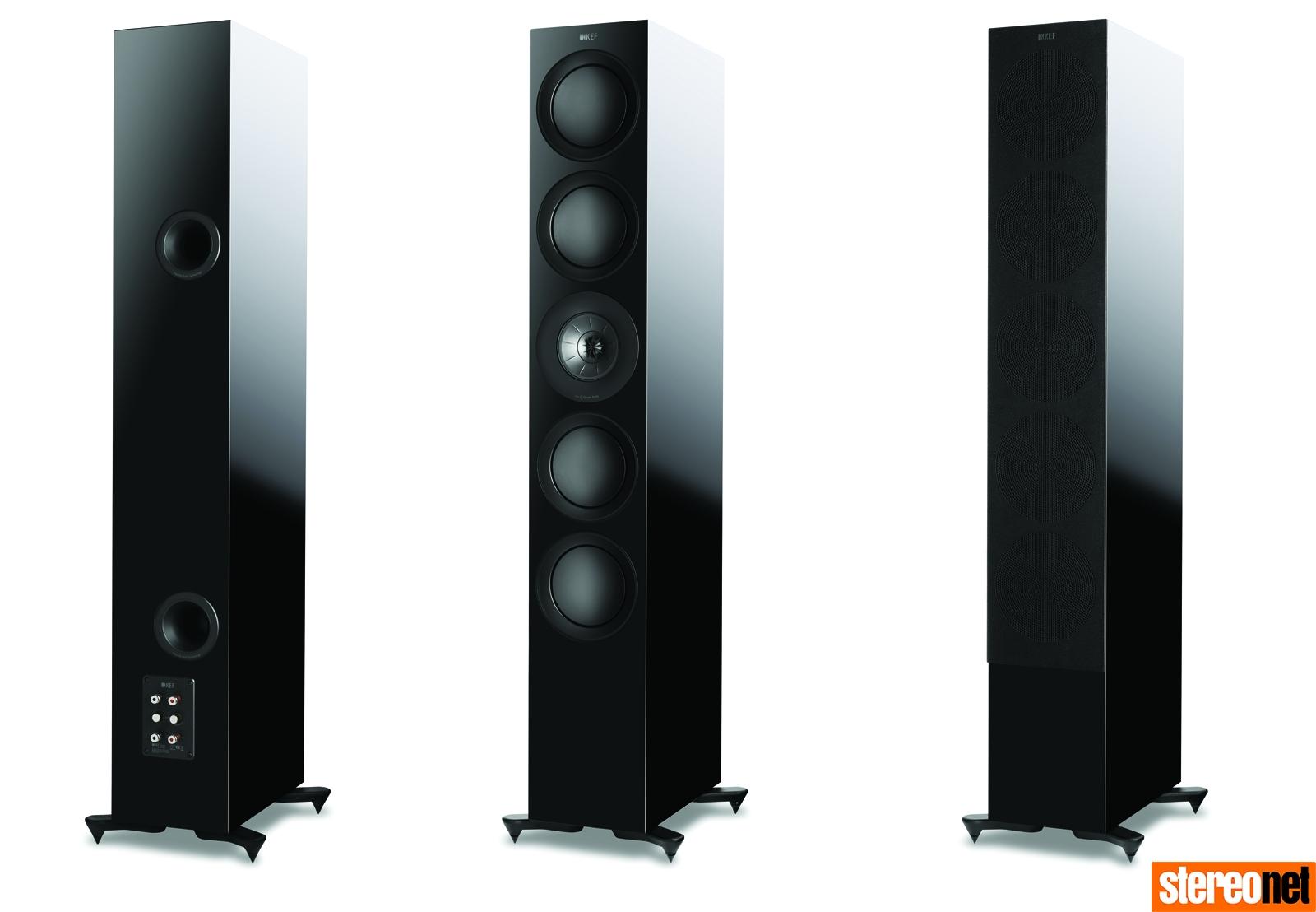 KEF R11 Floorstanding Loudspeakers Review   - StereoNET Australia