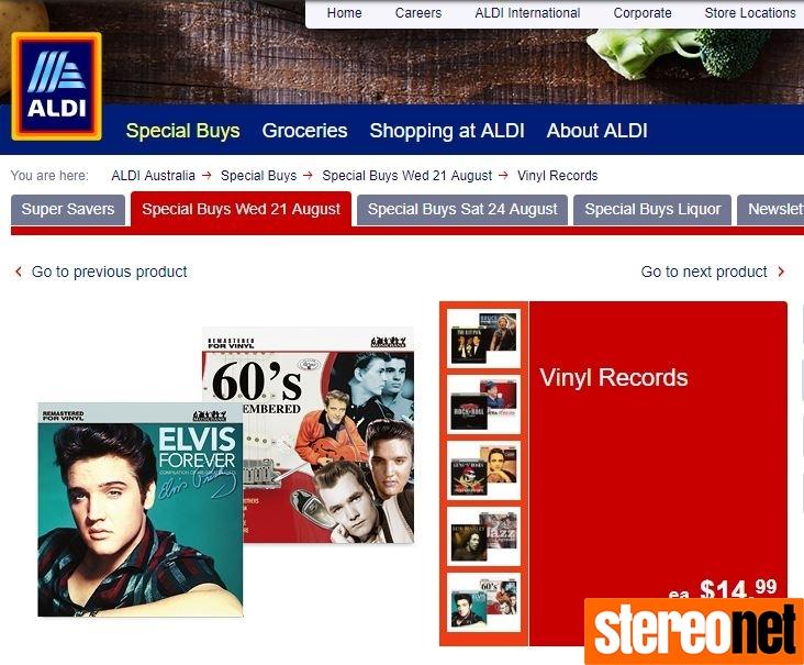 Alleged ALDI Bootleg Vinyl Records Further Investigation